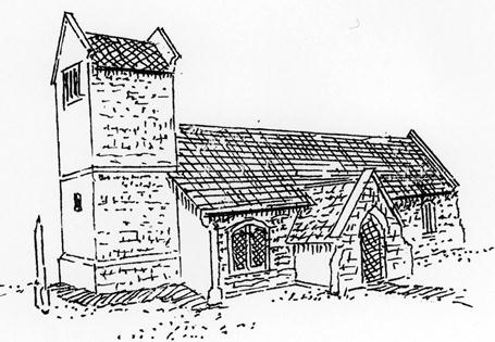 Welby Line Drawing